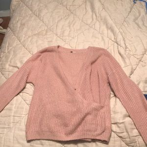 Open v sweater very comfy